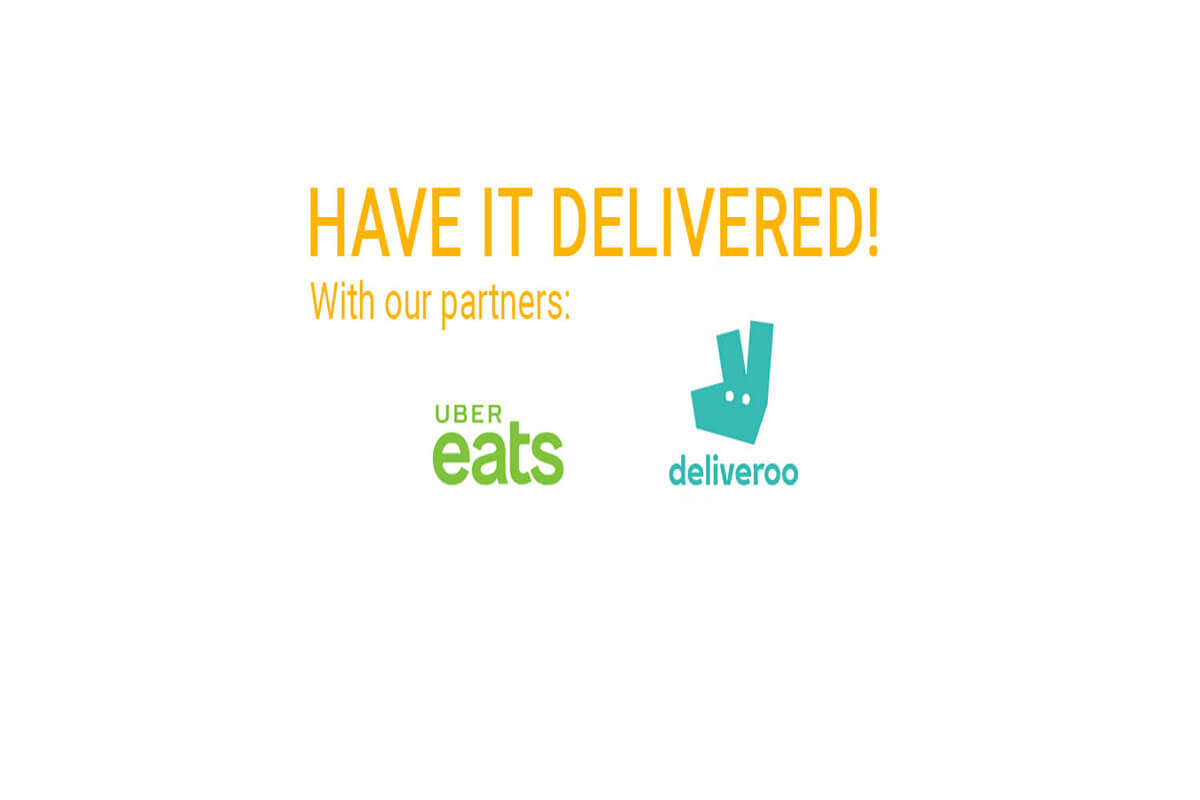 del gelato delivery ubereats and deliveroo mobile