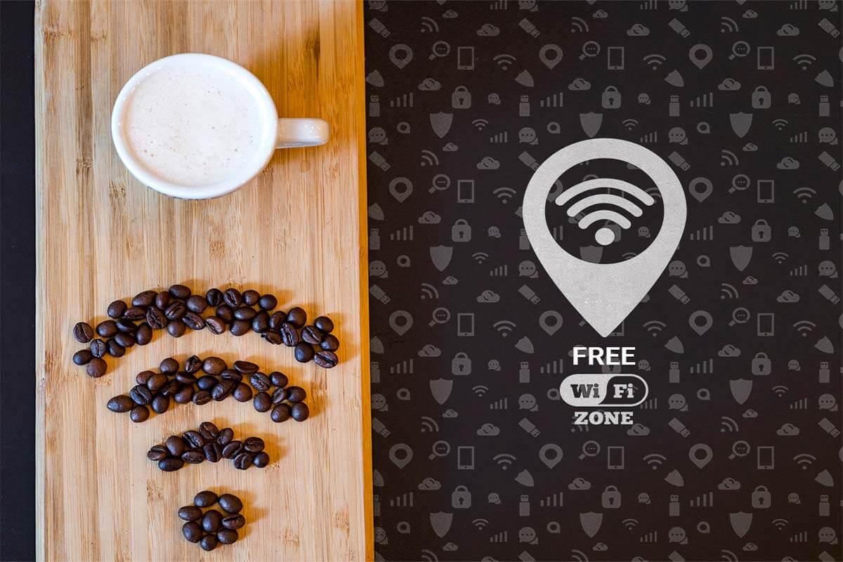 del gelato free wifi in store