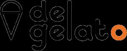 del gelato brand logo